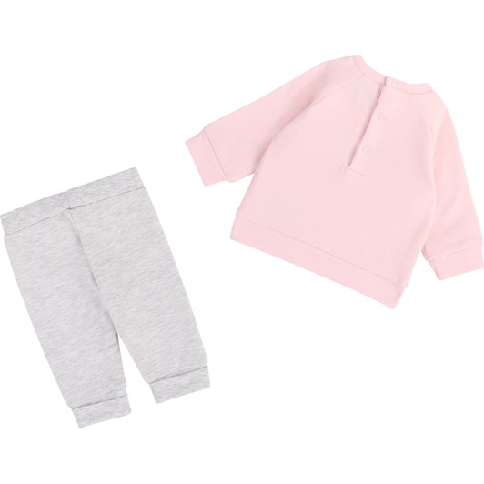 Karl Lagerfeld Sweatshirt - Trousers Set