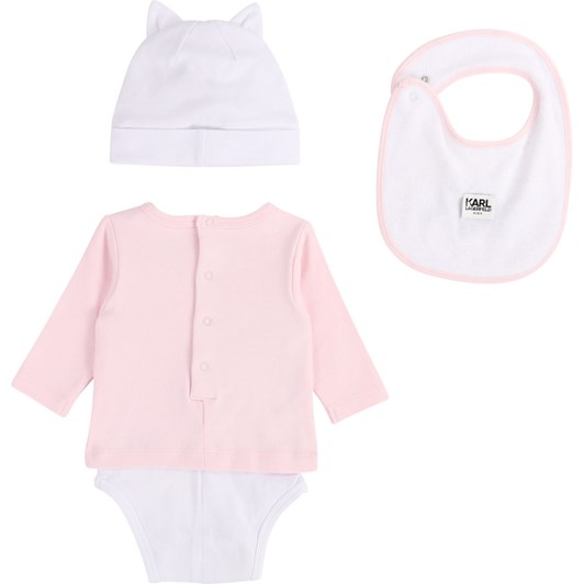 Karl Lagerfeld 4-Piece Cotton Set