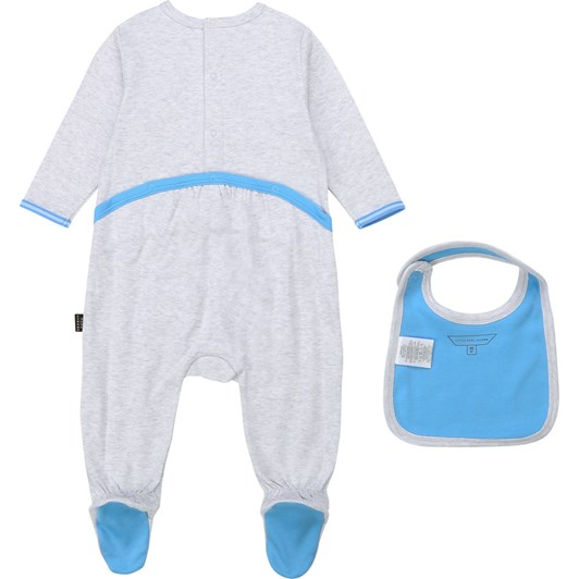 Little Marc Jacobs Pyjamas and Bib Set