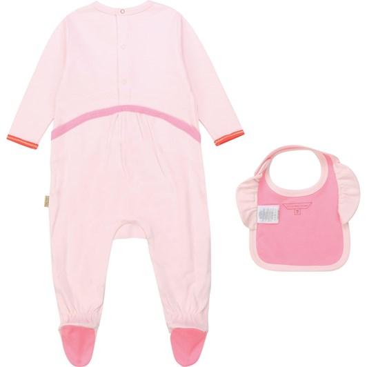 Little Marc Jacobs Pyjamas and Bib Set