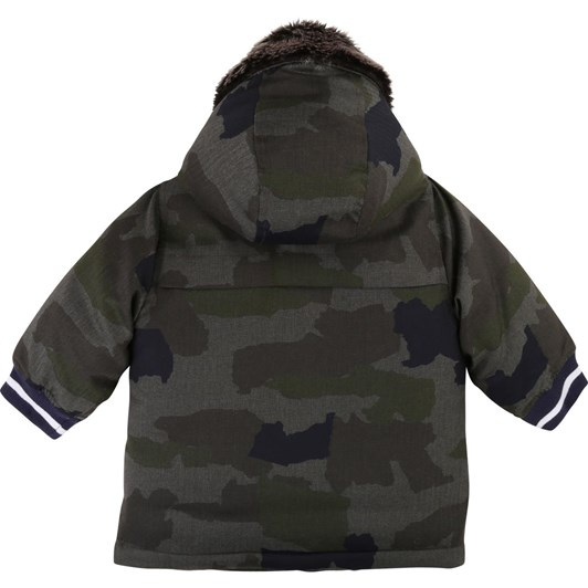 Timberland Hooded Parka