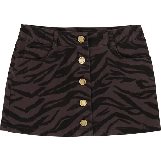 Zadig & Voltaire Short Printed Skirt 10-16 Years