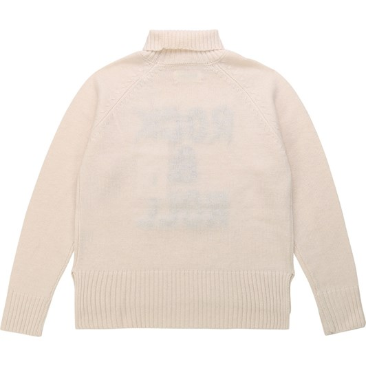 Zadig & Voltaire Embroidered Rolled-Neck Jumper 6-8 Years