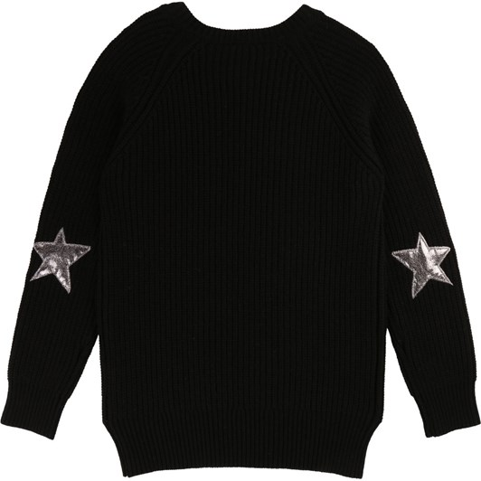 Zadig & Voltaire Long Decorative Patch Jumper 6-8 Years