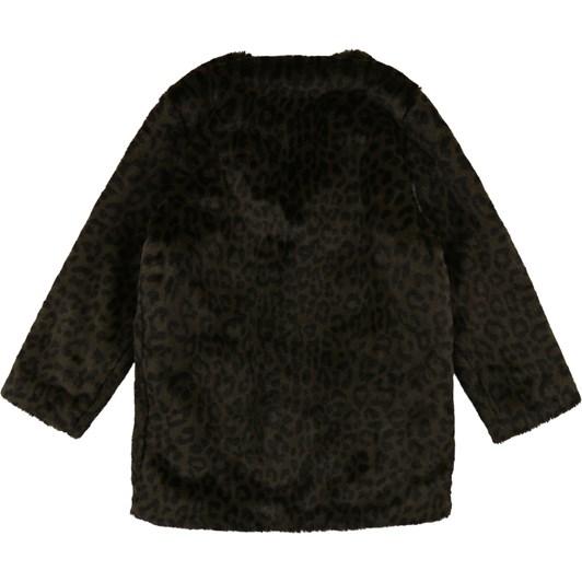 Zadig & Voltaire Faux Fur Coat 6-8 Years