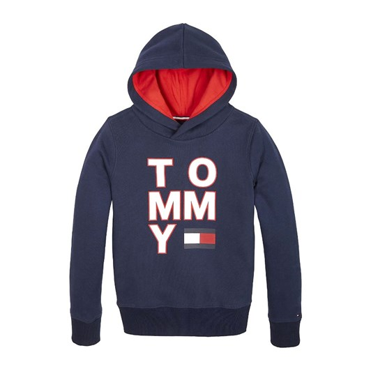Tommy Hilfiger Back Graphic Logo Hoodie 3-8 Years