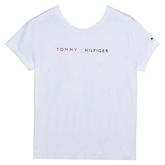 Tommy Hilfiger Organic Cotton Essential Logo T-Shirt 3-8 Years