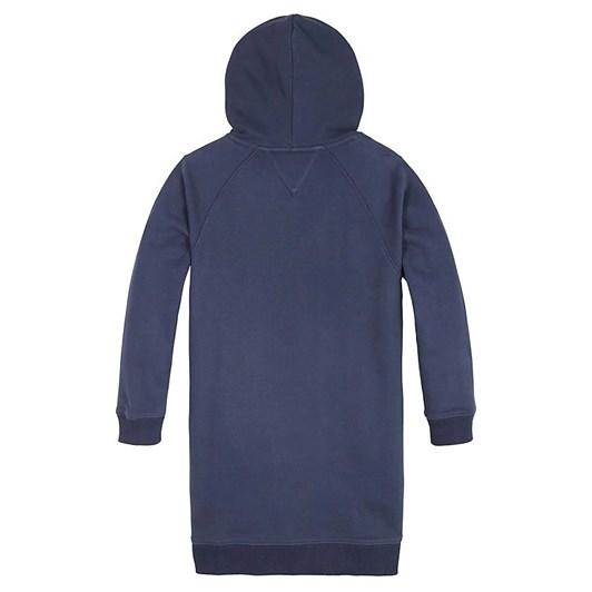 Tommy Hilfiger Essential Hooded Sweatshirt Dress 3-8 Years