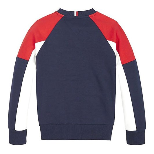 Tommy Hilfiger 1985 Logo Colour-Blocked Sweatshirt 3-8 Years