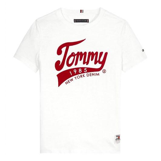 Tommy Hilfiger Baseball Logo Organic Cotton T-Shirt
