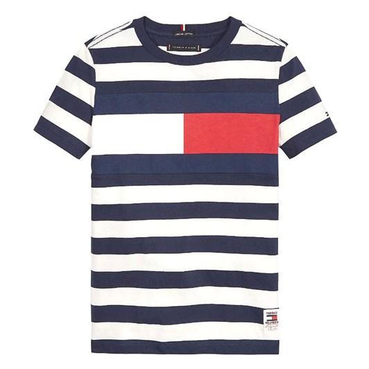 Tommy Hilfiger Organic Cotton Stripe T-Shirt 3-8 Years