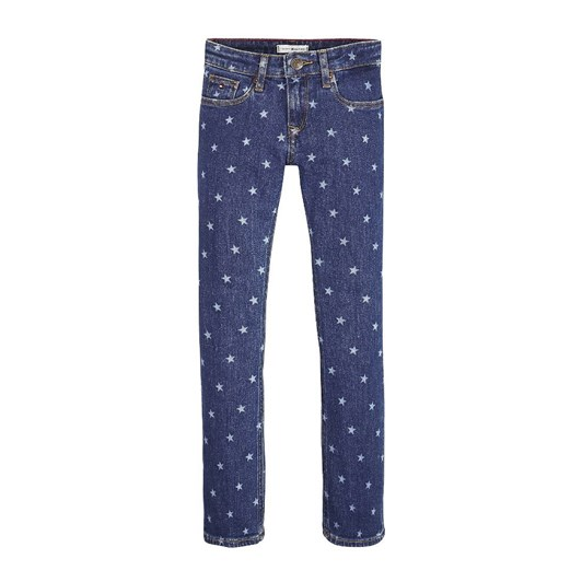 Tommy Hilfiger Nora Star Print Skinny Jeans 3-8 Years