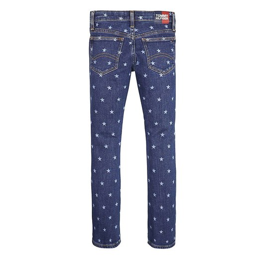 Tommy Hilfiger Nora Star Print Skinny Jeans 10-16 Years