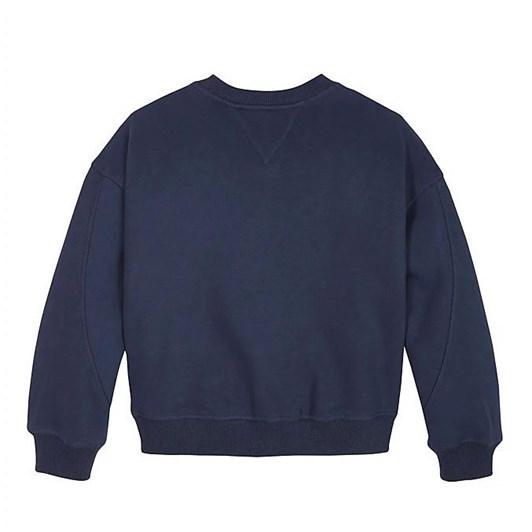 Tommy Hilfiger 1985 Logo Fleece Sweatshirt 10-16 Years
