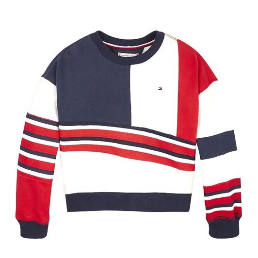Tommy Hilfiger Colour-Blocked Sweatshirt 3-8 Years