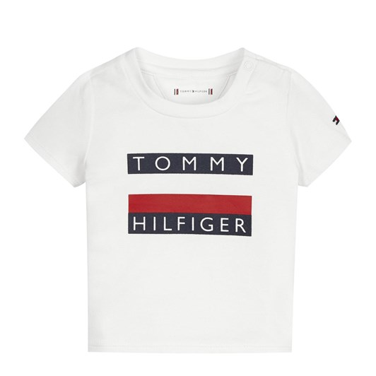 Tommy Hilfiger Baby Flag Tee S/S