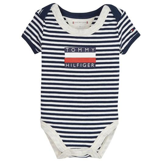Tommy Hilfiger Baby Striped Body S/S