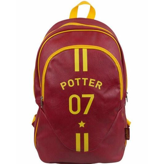 Harry Potter Quidditch Potter 07 Backpack