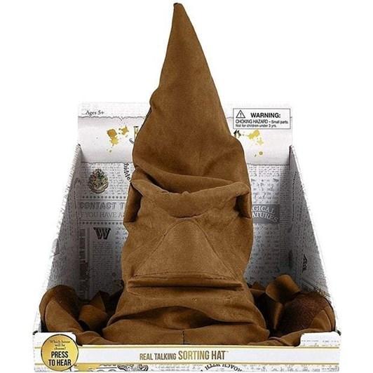 Harry Potter Hogwarts Life Size Animatronic Real Talking Sorting Hat