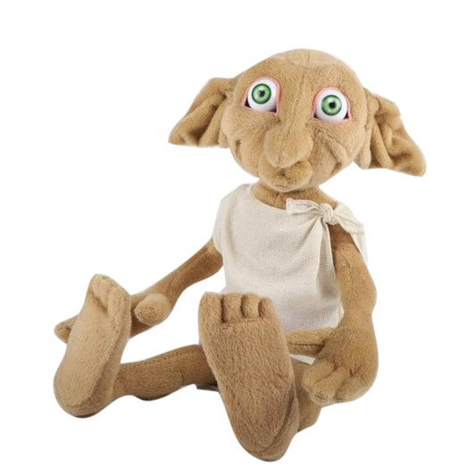 Harry Potter Dobby Feature Plush With Push Sound