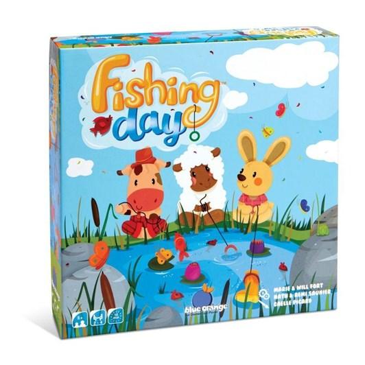 Blue Orange Games Fishing Day Game
