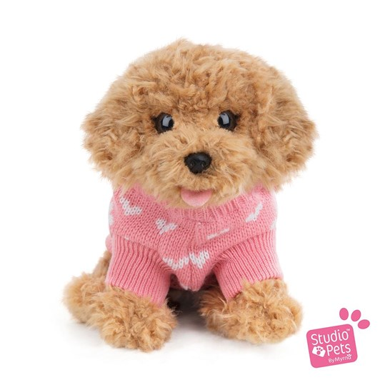 Bonikka Studio Pets Plush - Cookie 23Cm