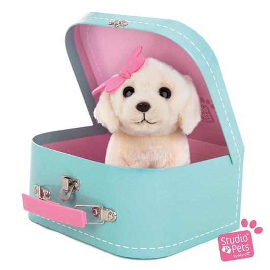 Bonikka Studio Pets Petite Plush Happy