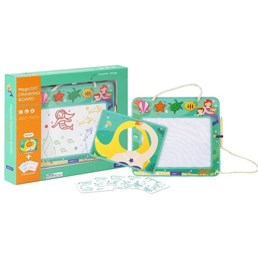 Mieredu Magic GO Drawing Board - Doodle Mermaid
