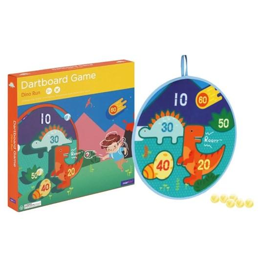 Mieredu Dartboard Game - Dino World