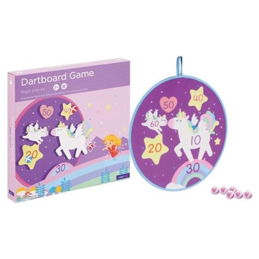 Mieredu Dartboard Game - Magic Unicorn