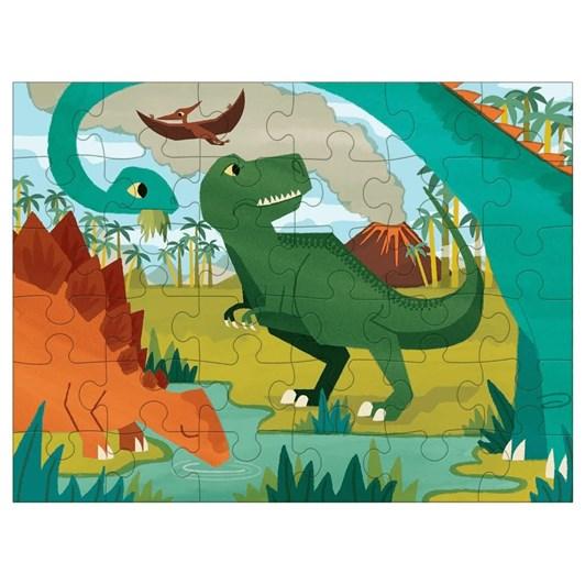 Mudpuppy Dinosaur Park Puzzle To Go
