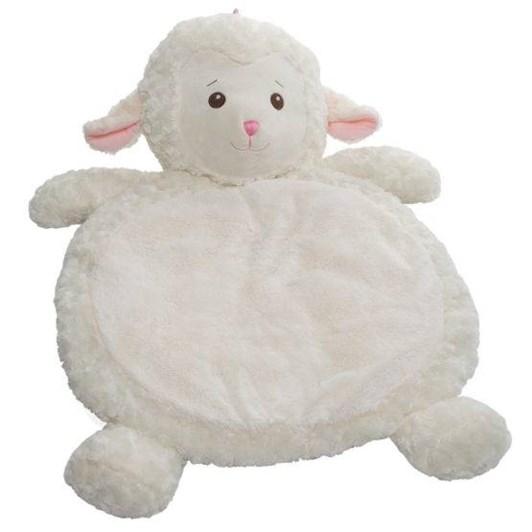 Lulujo Lamb Baby Mat