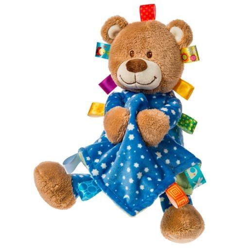 Lulujo Starry Night Teddy With Blanket
