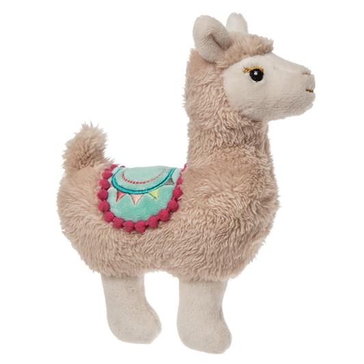 Lulujo Lily Llama Rattle