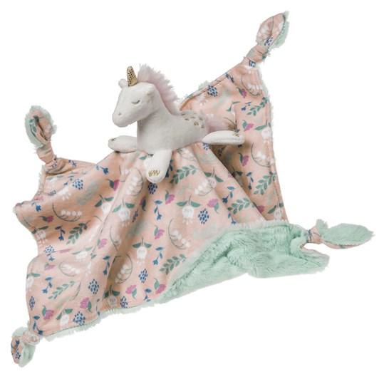 Lulujo Twilight Baby Unicorn Character Blanket