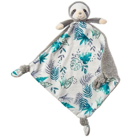 Lulujo Little Knottie Sloth Blanket