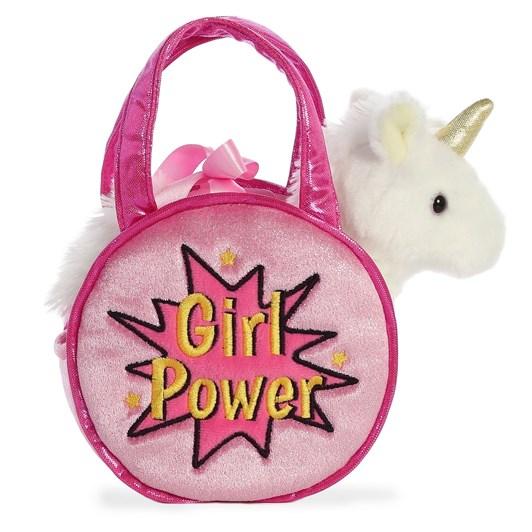 Antics Girl Power Pink Pet Carrier
