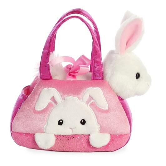 Antics Peek-A-Boo Bunny Pet Carrier