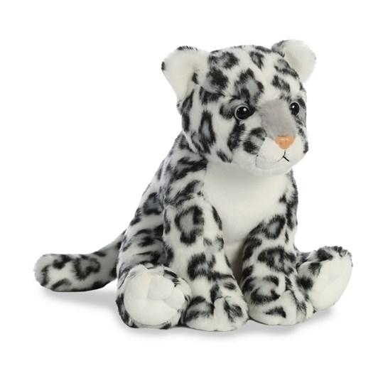 Antics Destination Nation Snow Leopard 30cm