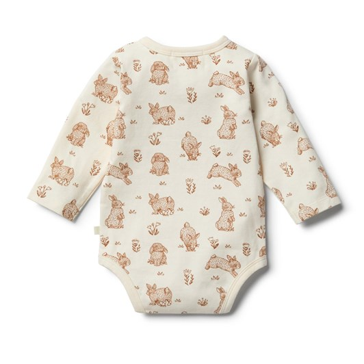 Wilson And Frenchy Organic Bodysuit