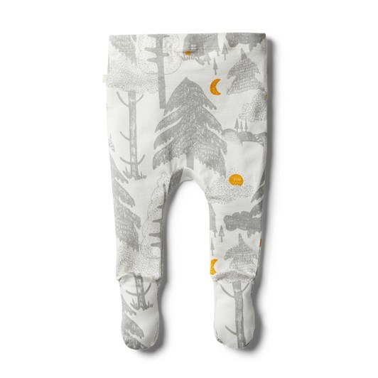 Wilson And Frenchy Organic Footed Legging