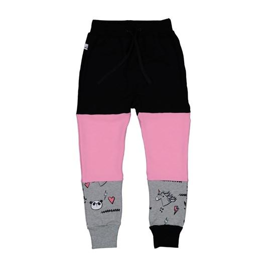 Kissed By Radicool Unicorn Panda Stack Pant