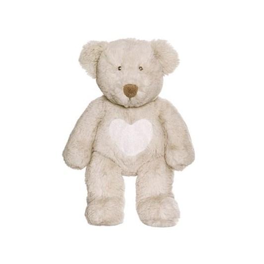 Teddykompaniet Teddy Bear Grey 28Cm