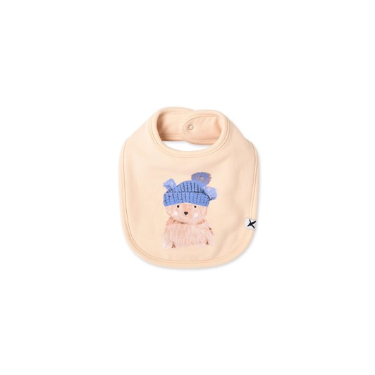 Minti Toasty Teddy Bib
