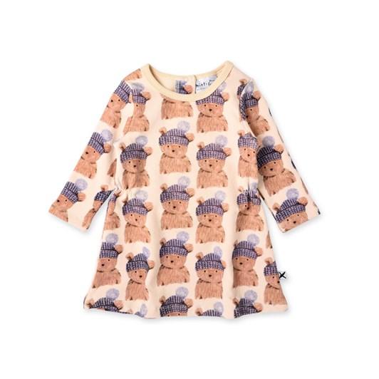 Minti Toasty Teddy Furry Dress