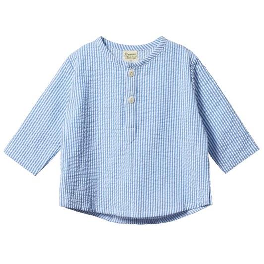 Nature Baby Caravan Shirt Seersucker