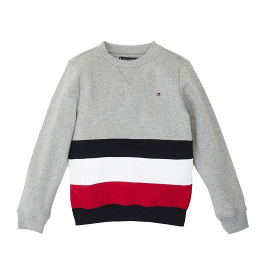 Tommy Hilfiger Global Stripe Colorblock Cn 10-16Y