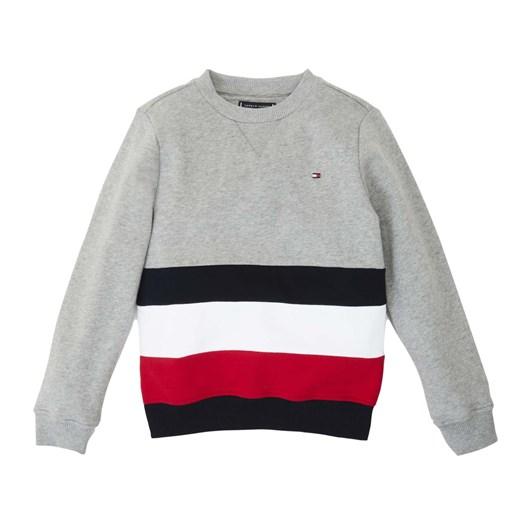 Tommy Hilfiger Global Stripe Colorblock Cn 3-8Y