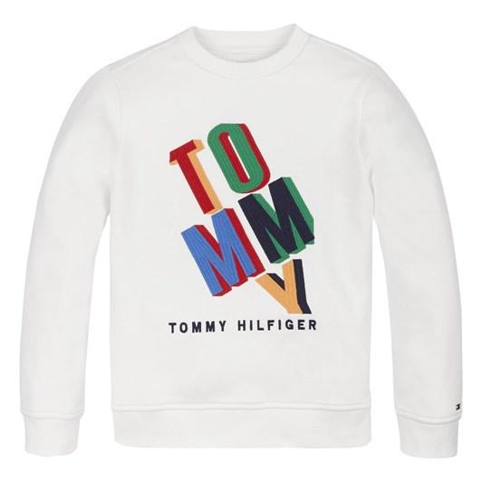 Tommy Hilfiger Fun Artwork Cn Sweatshirt 10-16Y