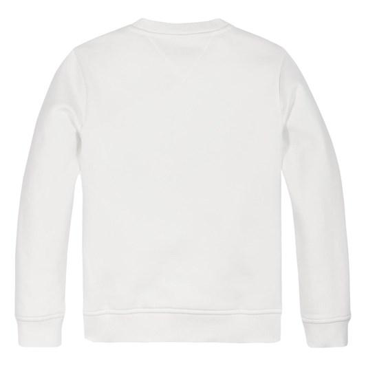 Tommy Hilfiger Fun Artwork Cn Sweatshirt 3-8Y